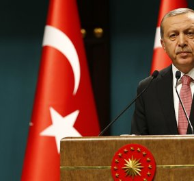 O Ερντογάν οργάνωσε... live προσευχή στο τέμενος του προεδρικού παλατιού - Κυρίως Φωτογραφία - Gallery - Video