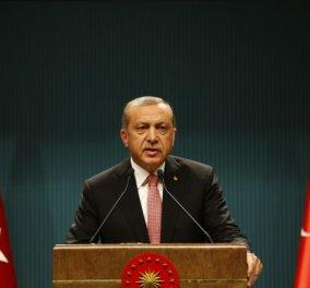 Λουκέτο σε 130 μέσα ενημέρωσης έβαλε ο Ερντογάν: Το μαύρο σε 16 τηλεοπτικά κανάλια, 45 εφημερίδες - Κυρίως Φωτογραφία - Gallery - Video