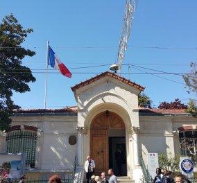 Η Γαλλία δεν γιορτάζει στην Τουρκία: Κλείνει την Πρεσβεία και το προξενείο της για το φόβο τρομοκρατικής επίθεσης   - Κυρίως Φωτογραφία - Gallery - Video