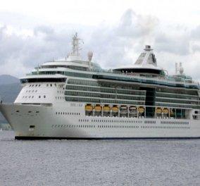 «Jewel of the Seas»: Δείτε το εσωτερικό από το εντυπωσιακό κρουαζιερόπλοιο που έδεσε στο λιμάνι της Σούδας  - Κυρίως Φωτογραφία - Gallery - Video