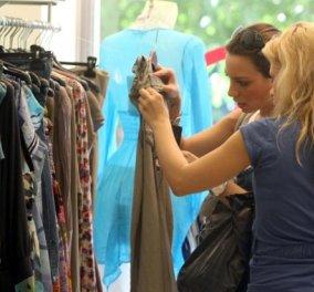 Ανοιχτά αύριο τα εμπορικά καταστήματα - Ποιες ώρες θα λειτουργήσουν - Απεργία προκήρυξαν οι υπάλληλοι  - Κυρίως Φωτογραφία - Gallery - Video