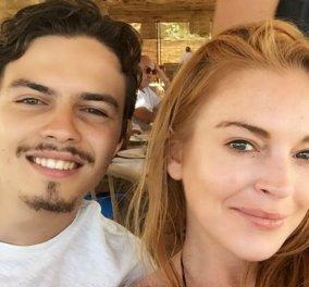 Μύκονος: Η Λόχαν χαστούκισε δημόσια τον μεγιστάνα Ρώσο σύντροφο της - Τι ανακάλυψε στο Iphone του - Κυρίως Φωτογραφία - Gallery - Video