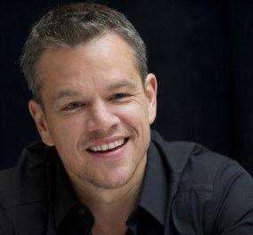 Βίντεο: Η απίθανη φάρσα του Matt Damon στους «τυχερούς» περαστικούς ενός δρόμου της Βοστώνης! - Κυρίως Φωτογραφία - Gallery - Video