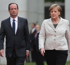 Μέρκελ για μακελειό Νίκαιας: Η Γερμανία είναι στο πλευρό της Γαλλίας - Κυρίως Φωτογραφία - Gallery - Video
