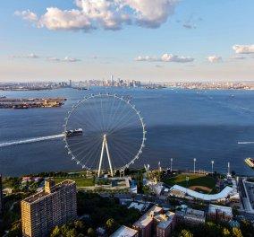 Η Νέα Υόρκη ετοιμάζεται να καλωσορίσει τον νέο μεγάλο «τροχό» της:  Δείτε τα εκπληκτικά του σχέδια - Κυρίως Φωτογραφία - Gallery - Video