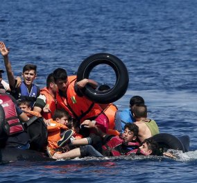 Ανησυχητική αύξηση: 600 νέες αφίξεις προσφύγων σε δέκα μέρες στα νησιά μας μετά το πραξικόπημα στην Τουρκία    - Κυρίως Φωτογραφία - Gallery - Video