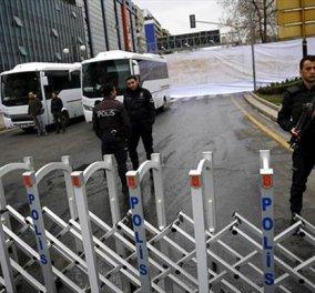 Κωνσταντινούπολη: Άγνωστος πυροβόλησε τον αντιδήμαρχο - Σε κρίσιμη κατάσταση   - Κυρίως Φωτογραφία - Gallery - Video