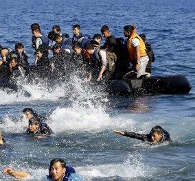 Το πραξικόπημα στην Τουρκία αύξησε τους πρόσφυγες στη Λέσβο - Πάνω από 500 έφτασαν την τελευταία εβδομάδα - Κυρίως Φωτογραφία - Gallery - Video