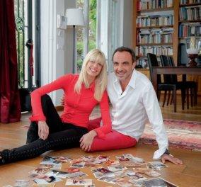 Μπαμπάς & πάλι θα γίνει ο Νίκος Αλιάγας -  Έγκυος στο δεύτερο μωράκι η σύζυγός του, Τίνα Γρηγορίου  - Κυρίως Φωτογραφία - Gallery - Video