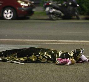 Νίκαια Γαλλίας - Live: Λεπτό προς λεπτό όλες οι εξελίξεις από το χτύπημα με 84 νεκρούς & 110 τραυματίες - Κυρίως Φωτογραφία - Gallery - Video