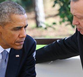 Ερντογάν: Επιτέθηκε σε Αμερικανό στρατηγό – Στα άκρα οι σχέσεις με τις Η.Π.Α - Κυρίως Φωτογραφία - Gallery - Video