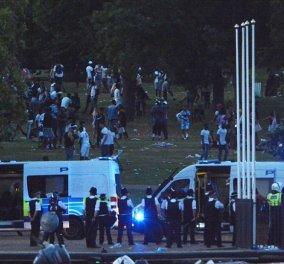 Σφραγίστηκε το Hyde Park του Λονδίνου μετά από επεισόδια: Υπέρμαχοι του κινήματος ''Black Lives Matter'' μαχαίρωσαν 3 - Κυρίως Φωτογραφία - Gallery - Video