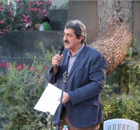 Μετά τα γιουχαΐσματα ξέσπασε για  τα ΜΜΕ ο Πολάκης: «Τα βοθροκάναλα της διαπλοκής» - Κυρίως Φωτογραφία - Gallery - Video