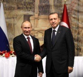Ο ρόλος κλειδί του Πούτιν στην... διάσωση του Ερντογάν: Ρώσοι άκουσαν τους πραξικοπηματίες και ενημέρωσαν τη MIT  - Κυρίως Φωτογραφία - Gallery - Video