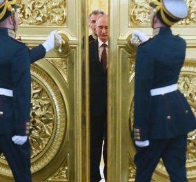Η ευχαριστήρια επιστολή του Πούτιν στο Άγιο Όρος: Ενθουσιασμένος από την επίσκεψη του - Κυρίως Φωτογραφία - Gallery - Video