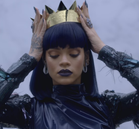 Rihanna: To νέο ''ιστορικό'' βίντεο κλιπ της - Για πρώτη φορά με κάμερες IMAX σε σινεμά IMAX - Κυρίως Φωτογραφία - Gallery - Video