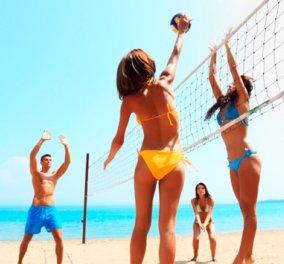 Summer @eirinika: Τα 9 πιο δημοφιλή σπορ της ελληνικής παραλίας! Δος του να καταλάβει!  - Κυρίως Φωτογραφία - Gallery - Video