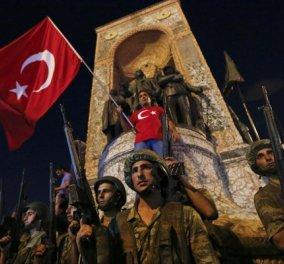 Λεπτό προς λεπτό όλες οι εξελίξεις από την απόπειρα πραξικοπήματος που συγκλόνισε την Τουρκία - Κυρίως Φωτογραφία - Gallery - Video