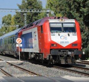 Χειρόφρενο τραβούν τρένο & προαστιακός: Ποια δρομολόγια ματαιώνονται - Κυρίως Φωτογραφία - Gallery - Video