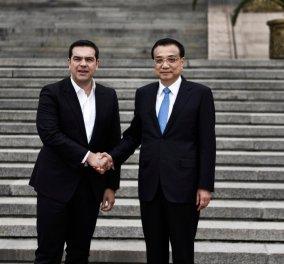 Αυτές είναι οι συμφωνίες που υπέγραψε η Ελλάδα με την Κίνα - Δείτε αναλυτικά - Κυρίως Φωτογραφία - Gallery - Video