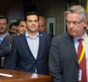 Eurogroup χωρίς την Ελλάδα σήμερα: Ραντεβού για εργασιακά, ασφαλιστικό, φορολογικό από Σεπτέμβρη - Κυρίως Φωτογραφία - Gallery - Video