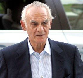 Κατέθεσε αίτηση αποφυλάκισης ο πρώην υπουργός Άκης Τσοχατζόπουλος - Αύριο η απόφαση   - Κυρίως Φωτογραφία - Gallery - Video