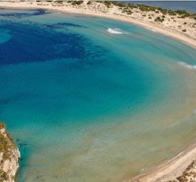 Βοϊδοκοιλιά: Η εκπληκτική παραλία της Μεσσηνίας με τα καταγάλανα νερά - Eirinika - TripInView - Κυρίως Φωτογραφία - Gallery - Video