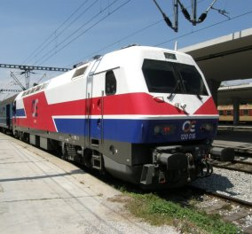 Πουλήθηκε για 45 εκατ. ευρώ η ΤΡΑΙΝΟΣΕ στην Ιταλική Ferrovie  - Κυρίως Φωτογραφία - Gallery - Video