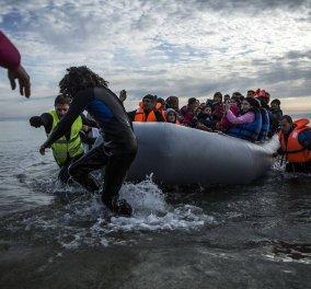76% αύξηση της εισόδου προσφύγων στο Αιγαίο – Που θα τους μεταφέρουν;  - Κυρίως Φωτογραφία - Gallery - Video