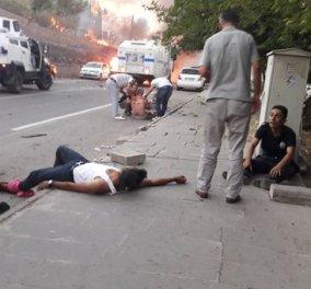 Δύο εκρήξεις σε διαφορετικά σημεία της Τουρκίας - 6 νεκροί και 219 τραυματίες  - Κυρίως Φωτογραφία - Gallery - Video