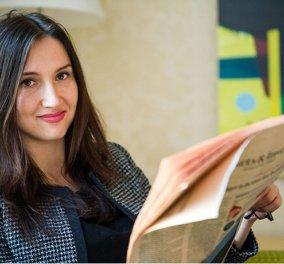 Άλλα ήθη: Η νεότερη υπουργός της Σουηδίας παραιτείται επειδή την έπιασαν να έχει πιει.... μισή μπύρα! - Κυρίως Φωτογραφία - Gallery - Video