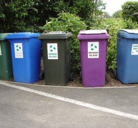 Η Σουηδία ανακυκλώνει το 99% των αποβλήτων της - Από τα σκουπίδια της και η ηλεκτρική ενέργεια - Κυρίως Φωτογραφία - Gallery - Video