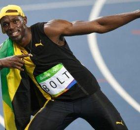 """Ο Γιουσέιν Μπολτ προκαλεί σε αγώνα τον νέο """"άρχοντα των 400 μέτρων"""" Φαν Νίεκερκ - Κυρίως Φωτογραφία - Gallery - Video"""
