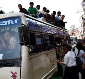 Τραγωδία στο Νεπάλ: Λεωφορείο έπεσε σε γκρεμό 150 μέτρων - Τουλάχιστον 33 νεκροί & 28 τραυματίες - Κυρίως Φωτογραφία - Gallery - Video