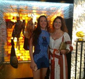 Αποκλ. Η Έλενα & εγώ στα εγκαίνια του Mykonos - The Mall: Mαμαδίστικες γεύσεις στην Marenga  - Κυρίως Φωτογραφία - Gallery - Video