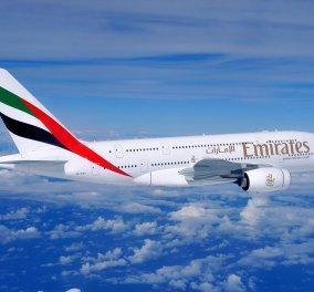 Τρόμος στο Ντουμπάι: Ένας πυροσβέστης έχασε την ζωή του προσπαθώντας να σβήσει τις φλόγες του αεροπλάνου της Emirates  - Κυρίως Φωτογραφία - Gallery - Video