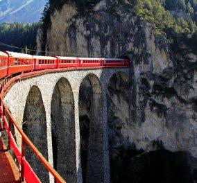 Συναγερμός στην Ελβετία: Άνδρας επιχείρησε να βάλει φωτιά σε βαγόνι τρένου - Τουλάχιστον 7 τραυματίες - Κυρίως Φωτογραφία - Gallery - Video