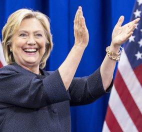 Εκλογές ΗΠΑ: 8 μονάδες μπροστά η Χίλαρι Κλίντον σύμφωνα με νέα δημοσκόπηση - Αναβρασμός στο επιτελείο Τραμπ - Κυρίως Φωτογραφία - Gallery - Video