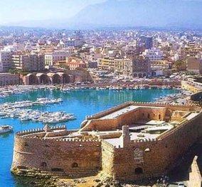 Εντυπωσιακό βίντεο - περιήγηση στο ανακαινισμένο κάστρο Κούλες στην Κρήτη - Ταξίδι σε μια άλλη εποχή! - Κυρίως Φωτογραφία - Gallery - Video