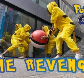 """Η """"εκδίκηση"""" των Pokemon έρχεται από την Ελβετία - Ένα αστείο βίντεο για τους """"τρελαμένους"""" με το νέο παιχνίδι - Κυρίως Φωτογραφία - Gallery - Video"""