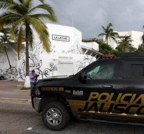 Τρόμος στο Μεξικό: Οπλισμένοι άντρες απήγαναν 16 τουρίστες μέσα από εστιατόριο - Κυρίως Φωτογραφία - Gallery - Video