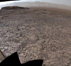 Εξερευνήστε τον πλανήτη Άρη με ένα φανταστικό βίντεο 360 - Θα σας καταπλήξει - Κυρίως Φωτογραφία - Gallery - Video