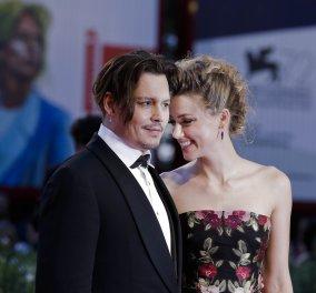 Ο Johnny Depp έστειλε τις πρώτες επιταγές στα φιλανθρωπικά ιδρύματα που επέλεξε η Heard  - Κυρίως Φωτογραφία - Gallery - Video