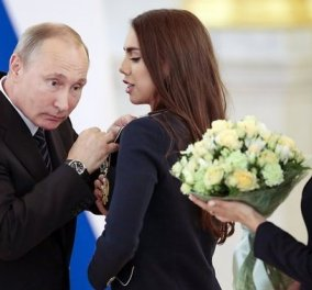 56 BMW μοίρασε ο Βλάντιμιρ Πούτιν στους Ολυμπιονίκες της Ρωσίας! - Κυρίως Φωτογραφία - Gallery - Video