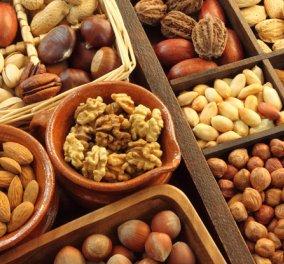 Οι άγνωστες θεραπευτικές ιδιότητες των ξηρών καρπών: Πώς προλαμβάνουν από τον διαβήτη και τις καρδιακές νόσους - Κυρίως Φωτογραφία - Gallery - Video