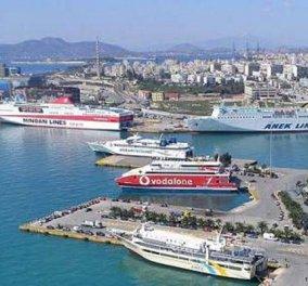 Άρση του απαγορευτικού στα λιμάνια Πειραιά και Ραφήνας - Σε ποια δρομολόγια εξακολουθούν να υπάρχουν προβλήματα  - Κυρίως Φωτογραφία - Gallery - Video