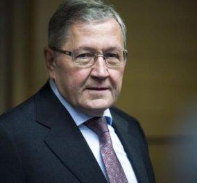 Ρέγκλινγκ: «Η Ελλάδα μπορεί να βγει επιτυχώς από το πρόγραμμα σε δύο χρόνια» - Κυρίως Φωτογραφία - Gallery - Video