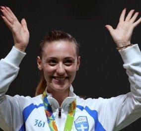 Top Woman η Χάλκινη Ολυμπιονίκης Άννα Κορακάκη: Το πρώτο Ελληνικό μετάλλιο στους Ολυμπιακούς Αγώνες του Ρίο! - Κυρίως Φωτογραφία - Gallery - Video
