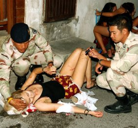 Ταϊλάνδη: 3 νεκροί -20 τραυματίες από μπαράζ εκρήξεων σε τουριστικές περιοχές - Συγκλονιστικές φωτό & βίντεο - Κυρίως Φωτογραφία - Gallery - Video