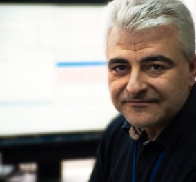 Μade in Greece o Νεκτάριος Ταβερναράκης: Ένας Έλληνας βιολόγος στο Ευρωπαϊκό Συμβούλιο Έρευνας - Κυρίως Φωτογραφία - Gallery - Video